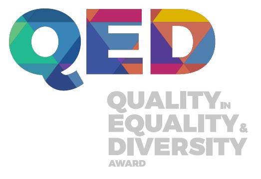 QED Award logo