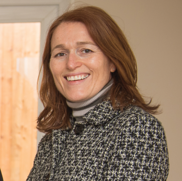 Paula Kennedy, Chief Executive of Melin Homes