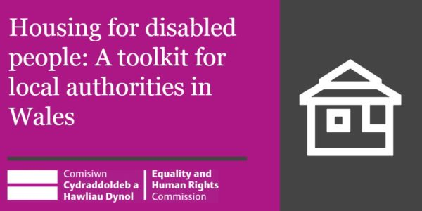 Housing for disabled people: A toolkit for local authorities in Wales
